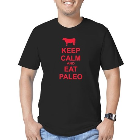 Keep Calm And Eat Paleo T-Shirt