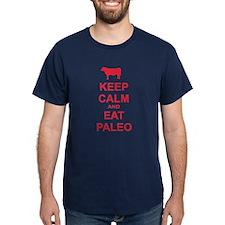 Keep Calm And Eat Paleo T-Shirt