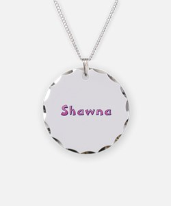Shawna Pink Giraffe Necklace