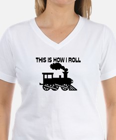 This Is How I Roll Train Shirt