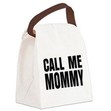 Simple Mommy Design Canvas Lunch Bag
