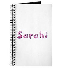 Sarahi Pink Giraffe Journal
