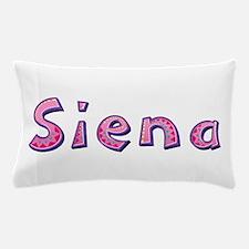 Siena Pink Giraffe Pillow Case