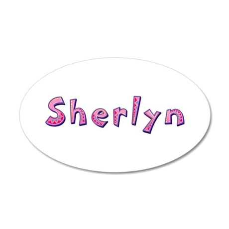 sherlyn name. sherlyn pink giraffe decal wall sticker name a