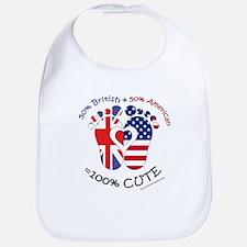 British American Baby Bib