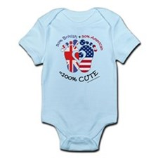 British American Baby Infant Bodysuit