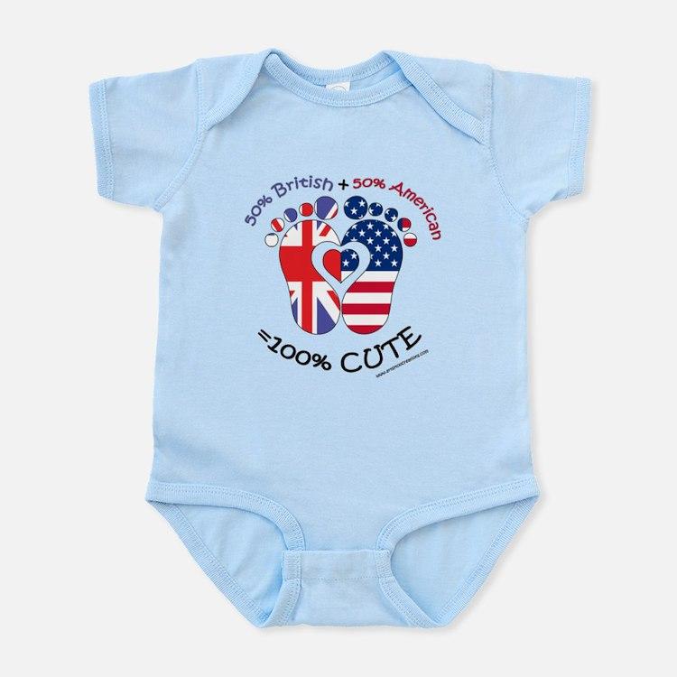 British American Baby Infant Bodysuit