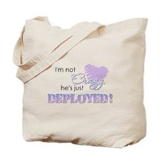 Not crazy - Deployed Tote Bag