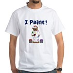 Painter's White T-Shirt