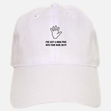 High Five Baseball Baseball Baseball Cap