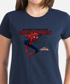 Spiderman: With Great Power Tee