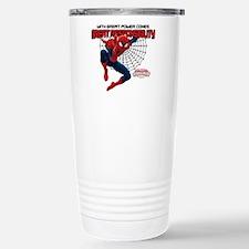 Spiderman: With Great P Travel Mug