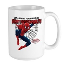 Spiderman: With Great Power Mug