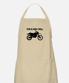 This Is How I Roll Dirt Bike Apron