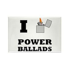 Lighter Ballads Magnets