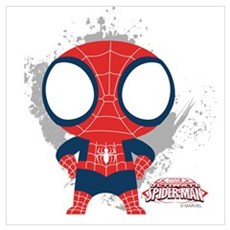 Spiderman Mini Wall Art Poster