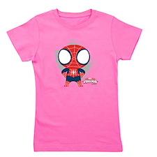 Spiderman Mini Girl's Tee