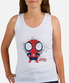 Spiderman Mini Women's Tank Top