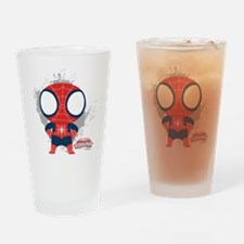 Spiderman Mini Drinking Glass