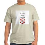 No Rubby the Tummy Light T-Shirt