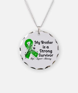 Brother Strong Survivor Necklace