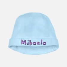 Mikaela Pink Giraffe baby hat