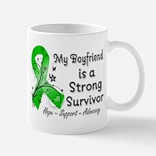 Boyfriend Strong Survivor Mug