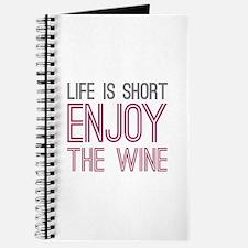 Life Short Wine Journal