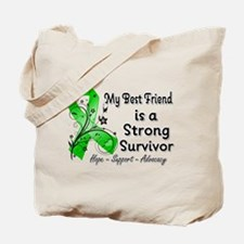 Best Friend Strong Survivor Tote Bag