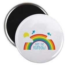 Over The Rainbow Magnets
