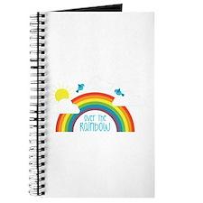 Over The Rainbow Journal