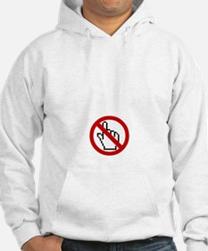 No Rubby the Tummy Icon Hoodie