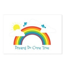 Dreams Do Come True Postcards (Package of 8)