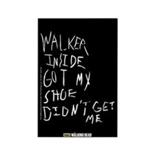 Walking Dead Carl'S Rectangle Magnet
