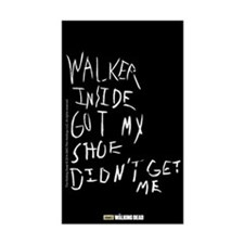 walking dead carl's Bumper Stickers