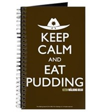 Walking Dead #pudding Journal