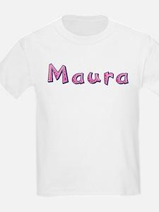 Maura Pink Giraffe T-Shirt