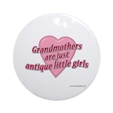 Grandmothers... Ornament (Round)