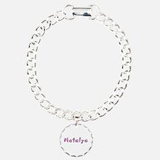 Natalya Pink Giraffe Bracelet