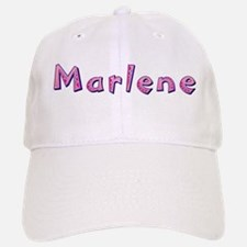 Marlene Pink Giraffe Baseball Baseball Baseball Cap