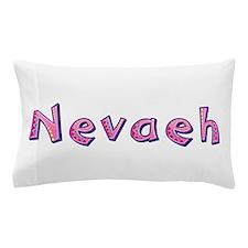 Nevaeh Pink Giraffe Pillow Case