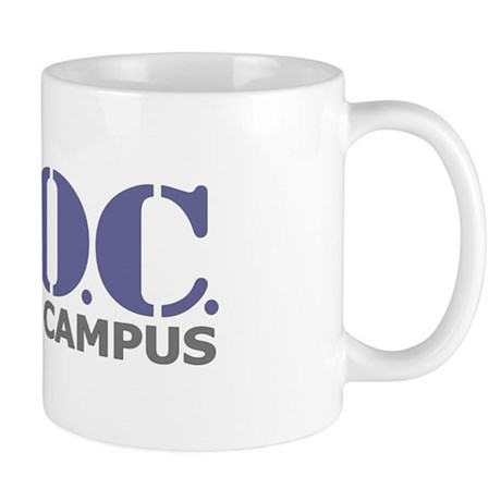 BMOC (Big Man On Campus) Mug