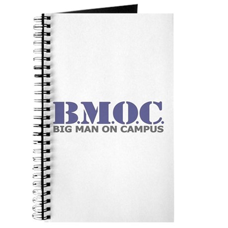 BMOC (Big Man On Campus) Journal