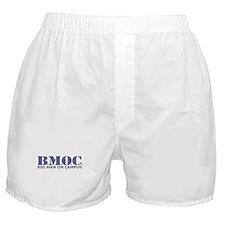 BMOC (Big Man On Campus) Boxer Shorts