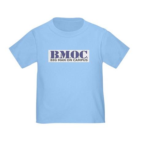 BMOC (Big Man On Campus) Toddler T-Shirt