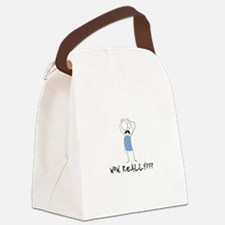 Really? Canvas Lunch Bag