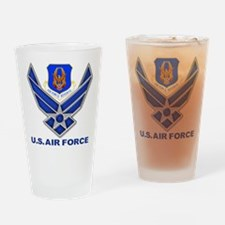 Reserve Command USAF Drinking Glass