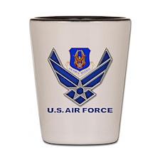 Reserve Command USAF Shot Glass