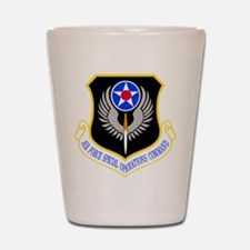 Special Operations Command Shot Glass