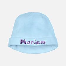 Mariam Pink Giraffe baby hat